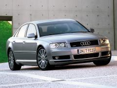 2003 Audi A8 Photo 1