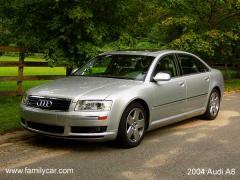 2004 Audi A8 Photo 13