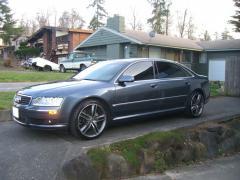 2004 Audi A8 Photo 14