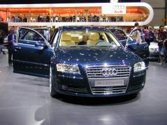 2004 Audi A8 Photo 15