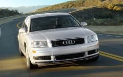 2004 Audi A8 exterior