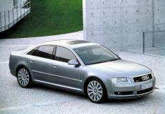 2005 Audi A8 Photo 1