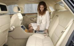 2005 Audi A8 interior