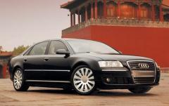 2005 Audi A8 exterior