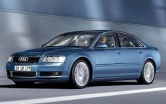 2006 Audi A8 exterior