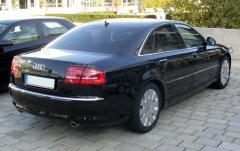 2007 Audi A8 Photo 3