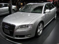 2007 Audi A8 Photo 4