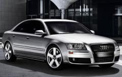 2007 Audi A8 exterior