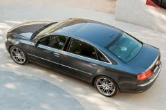 2008 Audi A8 exterior