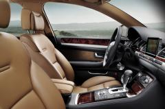 2008 Audi A8 interior