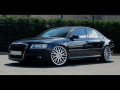 2008 Audi A8 Photo 2