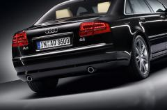 2009 Audi A8 Photo 3