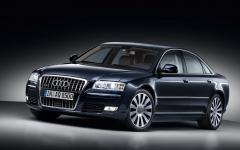 2009 Audi A8 Photo 4