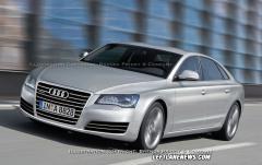 2010 Audi A8 Photo 1