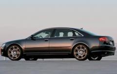 2010 Audi A8 exterior