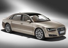 2011 Audi A8 Photo 1