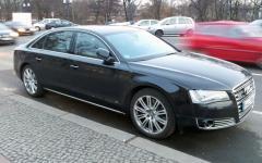 2012 Audi A8 Photo 4