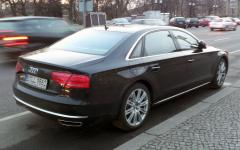 2012 Audi A8 Photo 6