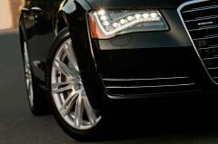 2012 Audi A8 exterior