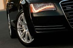 2013 Audi A8 exterior