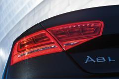 2014 Audi A8 exterior