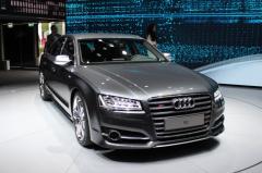 2015 Audi A8 Photo 2