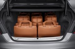2015 Audi A8 interior
