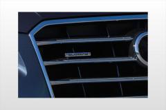 2017 Audi A8 exterior