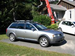 2001 Audi Allroad Quattro Photo 2
