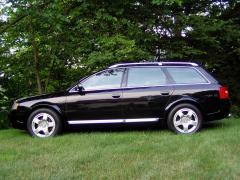 2001 Audi Allroad Quattro Photo 4