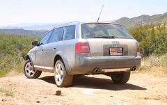 2001 Audi Allroad Quattro exterior