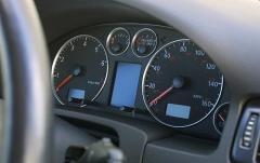 2001 Audi Allroad Quattro interior