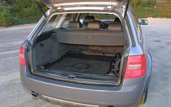 2002 Audi Allroad Quattro interior