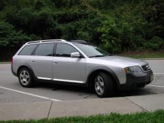 2002 Audi Allroad Quattro Photo 2