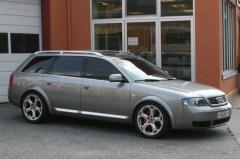 2003 Audi Allroad Quattro Photo 2