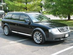 2003 Audi Allroad Quattro Photo 3