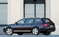 2004 Audi Allroad Quattro exterior