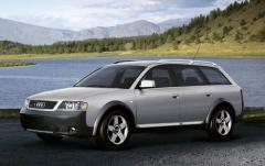 2004 Audi Allroad Quattro Photo 1