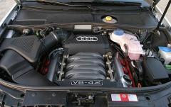 2005 Audi Allroad Quattro exterior