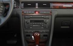 2005 Audi Allroad Quattro interior
