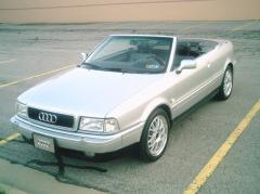 1998 Audi Cabriolet Photo 1
