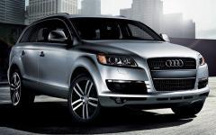 2009 Audi Q7 Photo 5