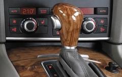 2009 Audi Q7 interior