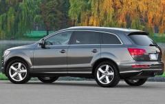 2009 Audi Q7 exterior