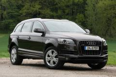2011 Audi Q7 Photo 1