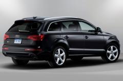 2015 Audi Q7 exterior