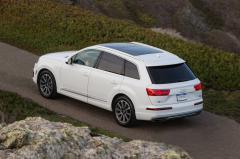 2018 Audi Q7 exterior