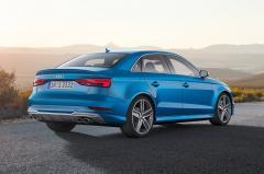 2017 Audi S3 exterior
