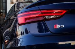 2018 Audi S3 exterior