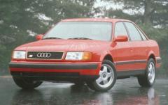1992 Audi S4 exterior